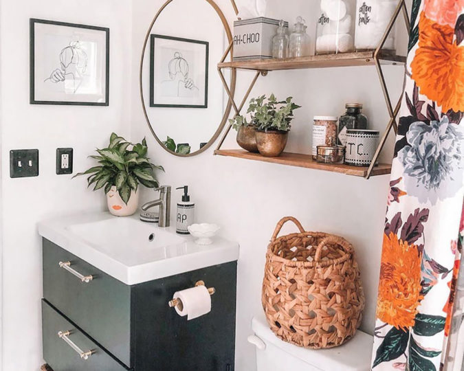 cluttered-space.-675x540 Top 10 Outdated Bathroom Design Trends to Avoid in 2021