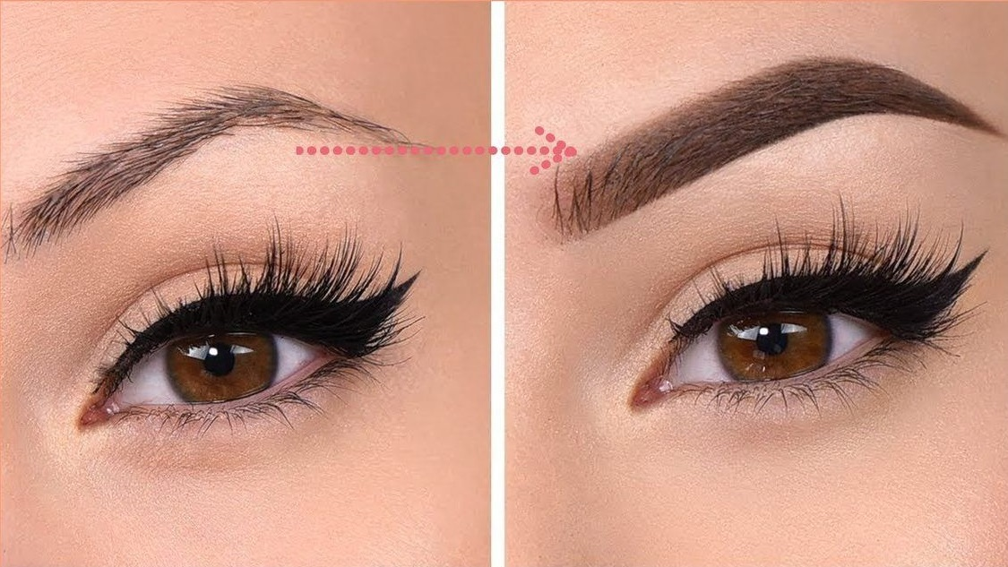 eyebrows Top 10 Outdated Beauty and Makeup Trends to Avoid in 2021