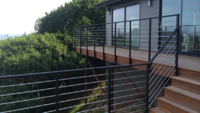 Photo of 4 Simple Steps to Increase the Value of the House with Deck Railing Project Ideas