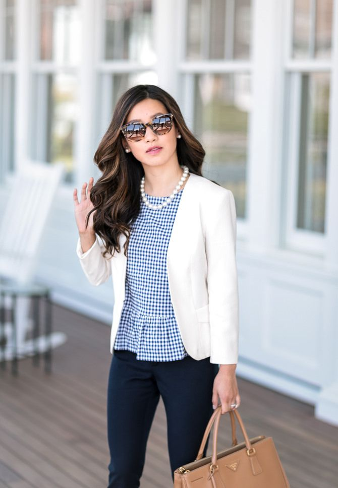 simple-look-2 +45 Stylish Women's Outfits for Job Interviews for 2020