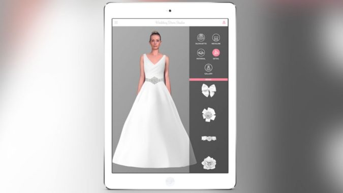 wedding-gown-try-on-app-675x380 Here's How The Covid-19 Pandemic Has Changed Wedding Planning