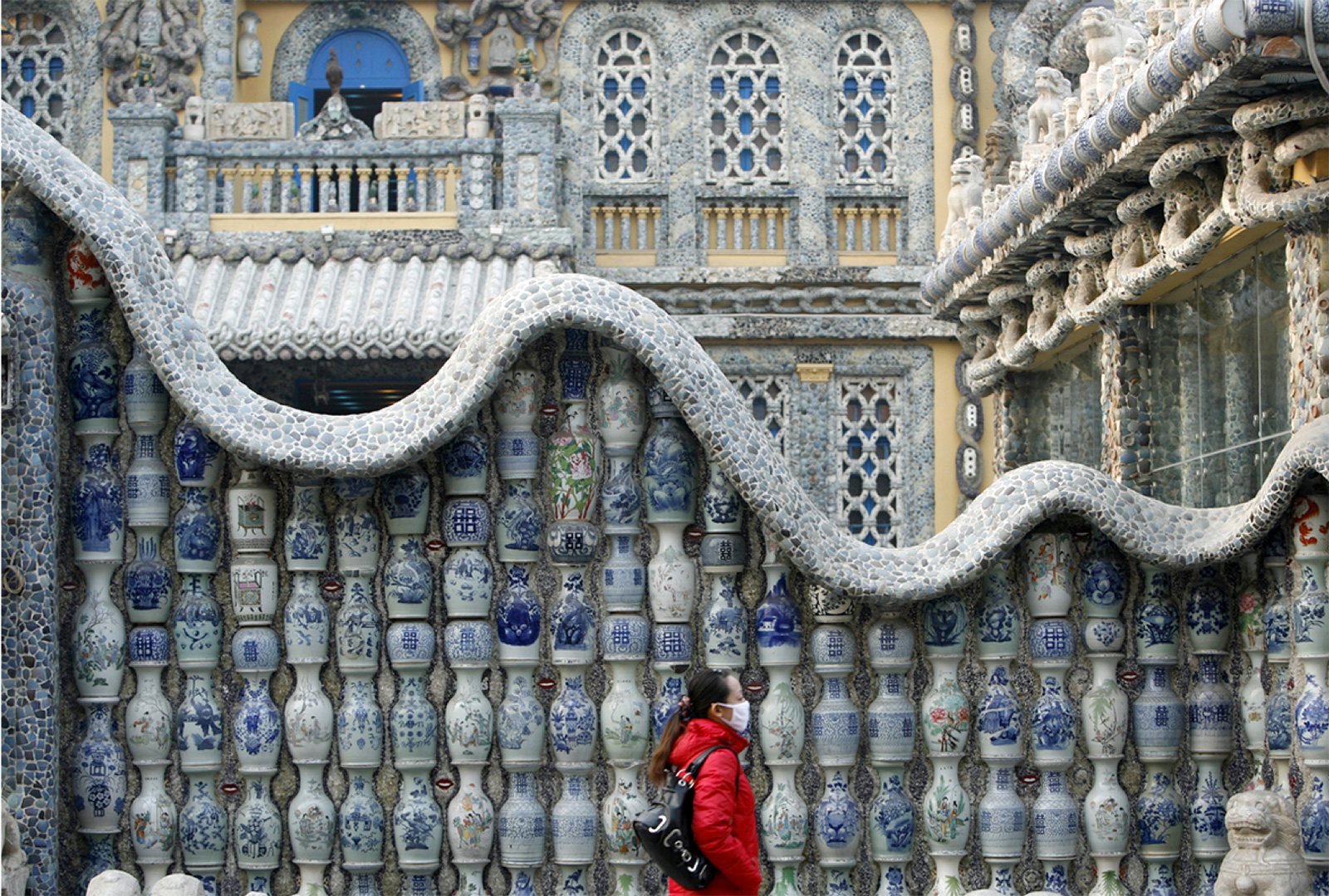 Ancient-house Top 25 Strangest Houses around the World