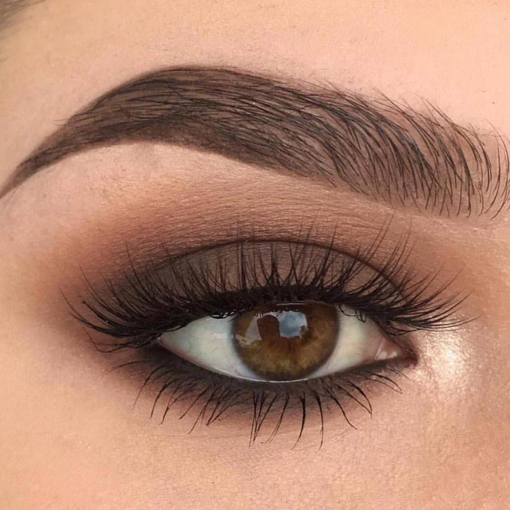 Basic-Smokey-Eye-5-1024x1024 60+ Hottest Smokey Eye Makeup Looks in 2020