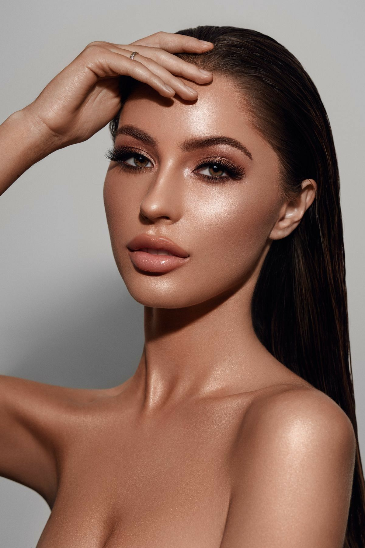 Basic-Smokey-Eyes. 60+ Hottest Smokey Eye Makeup Looks in 2021
