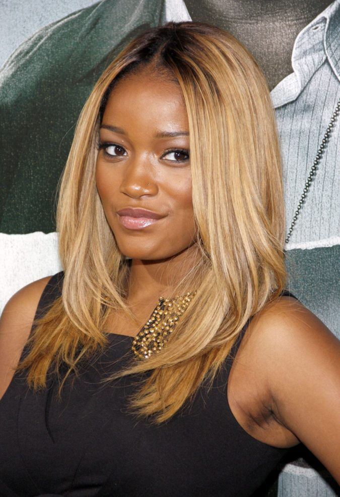 Bleached-Yellow-Blonde-675x985 +35 Hottest Hair Color Trends for Dark-Skinned Women