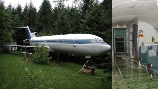 Boeing-727-200-675x380 Top 25 Strangest Houses around the World