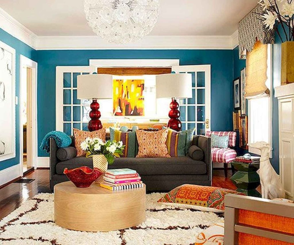 Bold-living-room-3-1024x853 70+ Hottest Colorful Living Room Decorating Ideas in 2021