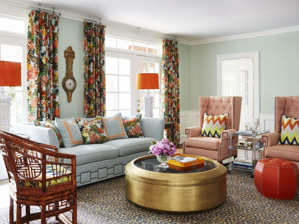 Bold-living-room.-1-1024x768 70+ Hottest Colorful Living Room Decorating Ideas in 2021