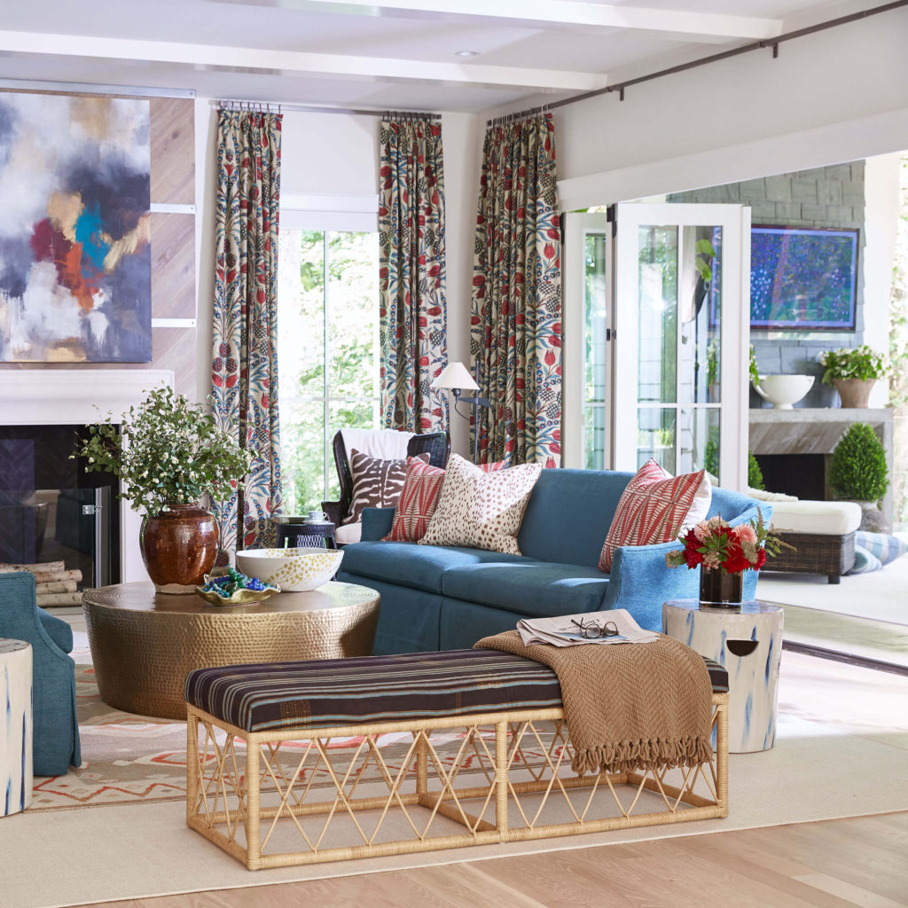 Bold-living..-1024x1024 70+ Hottest Colorful Living Room Decorating Ideas in 2021