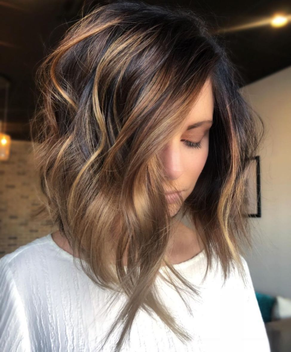 Brown-Blonde-Balayage-Lob-1 Top 10 Hair Color Trends for Blonde Women in 2021