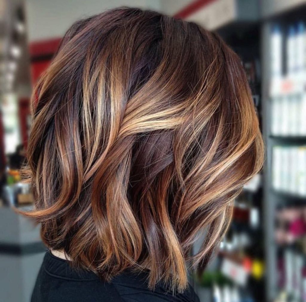 Brown-Blonde-Balayage-Lob-1024x1009 Top 10 Hair Color Trends for Blonde Women in 2021