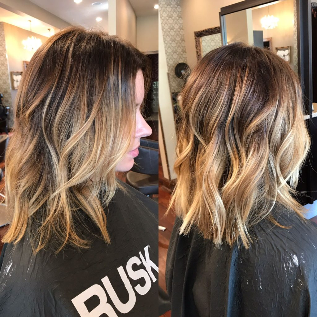 Brown-Blonde-Balayage-Lob..-1024x1024 Top 10 Hair Color Trends for Blonde Women in 2021