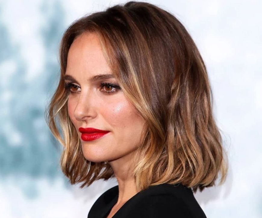 Brown-Blonde-Balayage-Lob Top 10 Hair Color Trends for Blonde Women in 2021