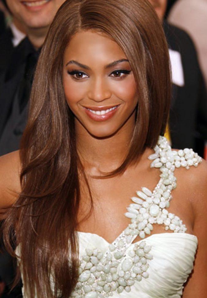 Burnt-Caramel-8-675x973 +35 Hottest Hair Color Trends for Dark-Skinned Women