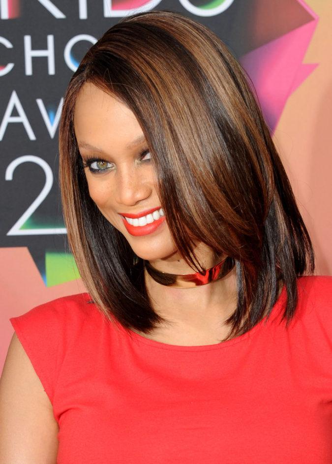 Burnt-Caramel..-2-675x943 +35 Hottest Hair Color Trends for Dark-Skinned Women