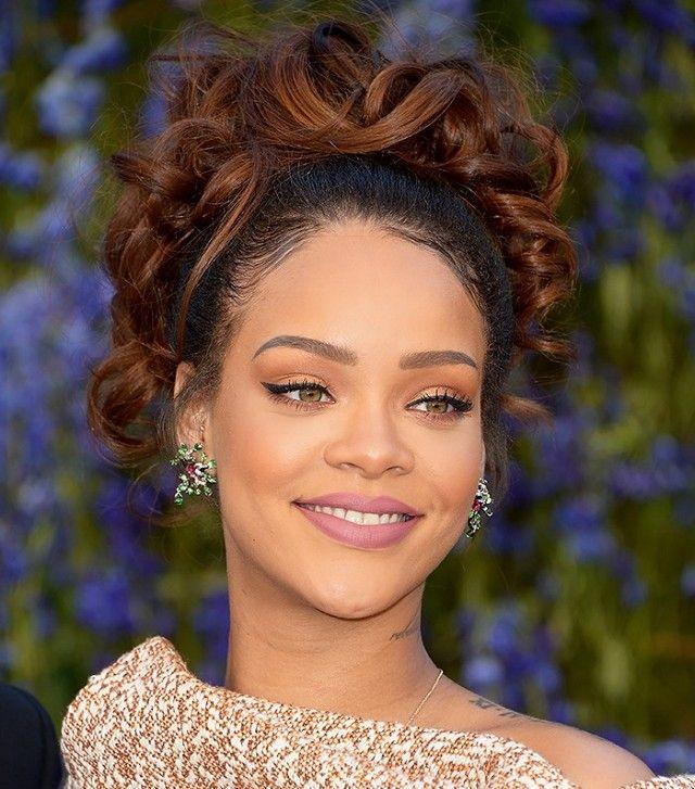 Burnt-Caramel. +35 Hottest Hair Color Trends for Dark-Skinned Women