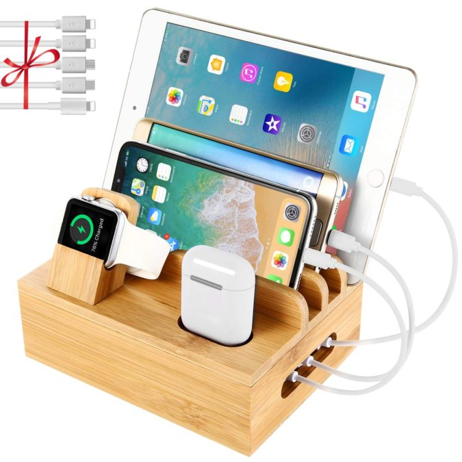 Charging-docks-675x675 20 Unexpected and Creative Gift Ideas for Best Friends