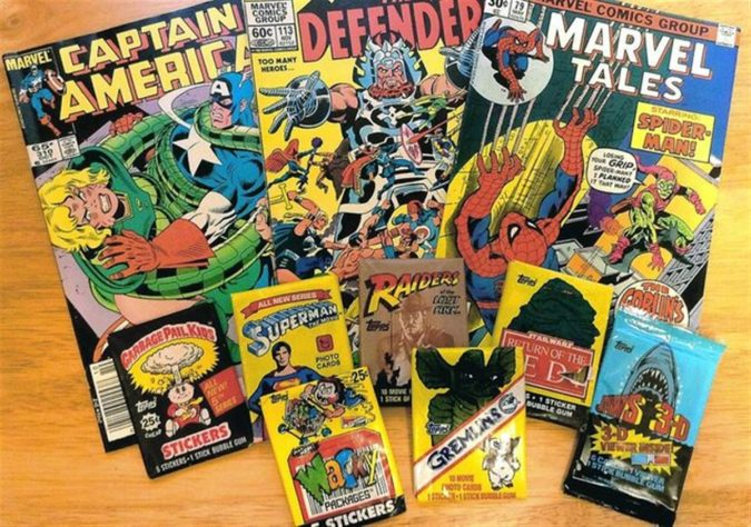 Comic-books-675x474 20 Unexpected and Creative Gift Ideas for Best Friends
