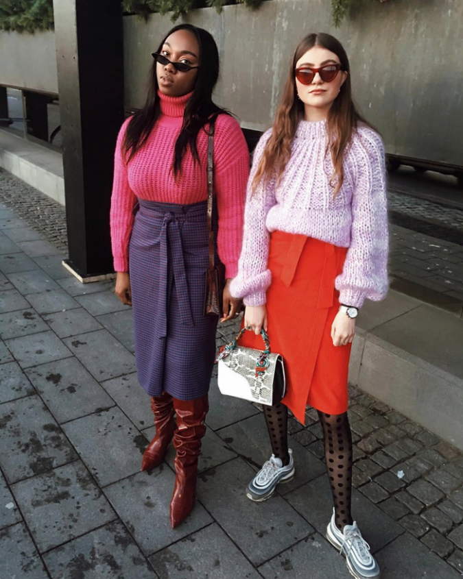Cozy-and-colorful-675x845 120+ Fashion Trends and Looks for College Students in 2021