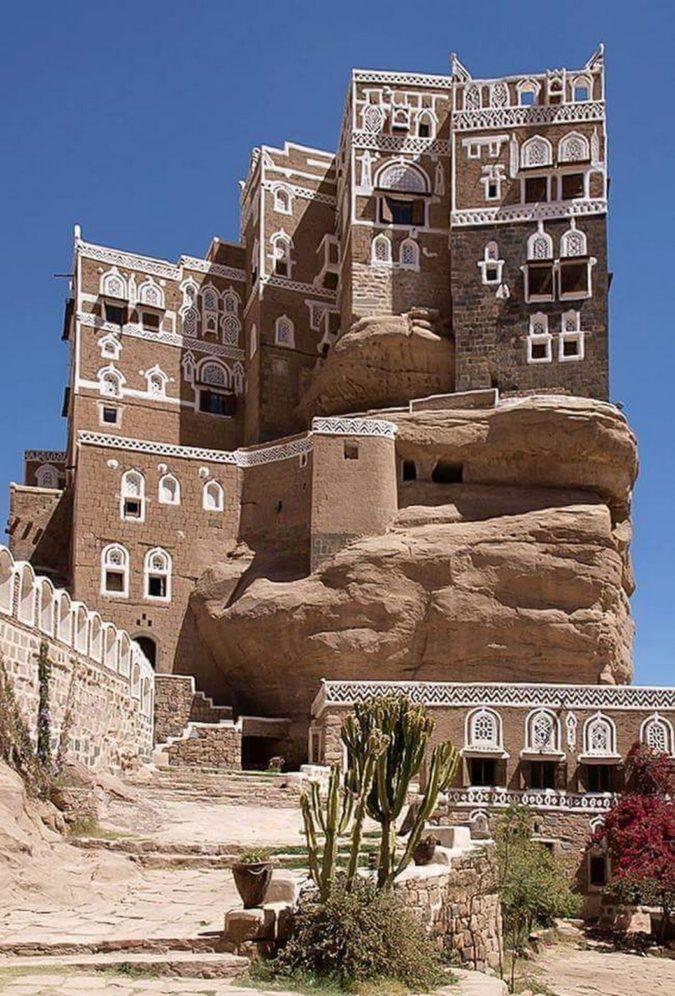 Dar-al-hajar-3-675x996 Top 25 Strangest Houses around the World