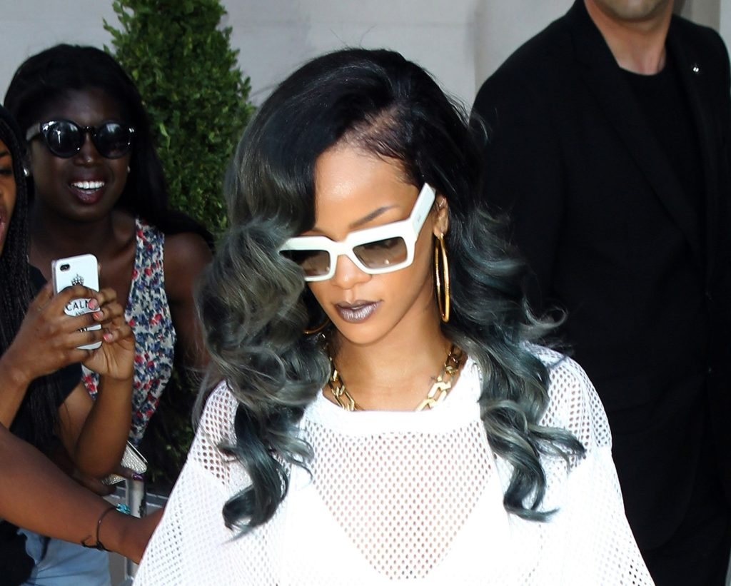 Dark-grey-1024x821 +35 Hottest Hair Color Trends for Dark-Skinned Women