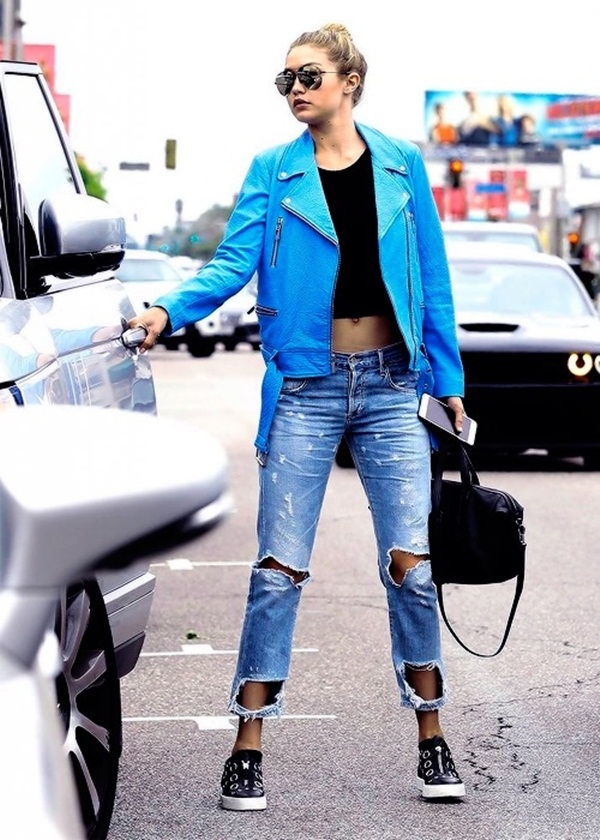 Funky-Denim... 120+ Fashion Trends and Looks for College Students in 2021