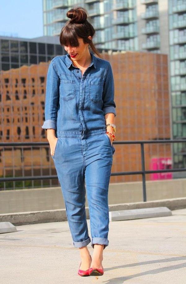 Funky-Denim 120+ Fashion Trends and Looks for College Students in 2021
