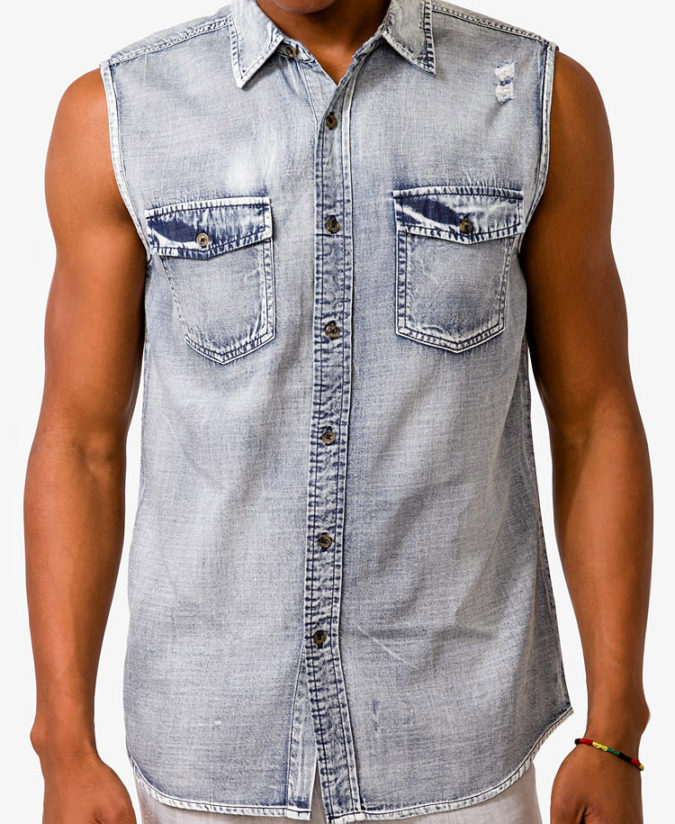 Going-sleeveless-675x824 120+ Fashion Trends and Looks for College Students in 2020/2021