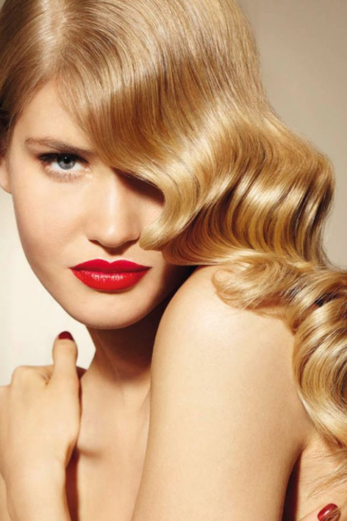 Gold-blonde.-2-675x1013 Top 10 Hair Color Trends for Blonde Women in 2021