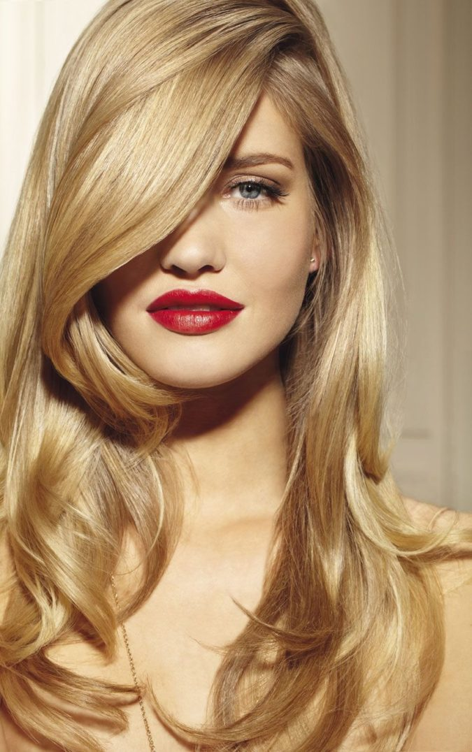 Gold-blonde..-2-675x1076 Top 10 Hair Color Trends for Blonde Women in 2021