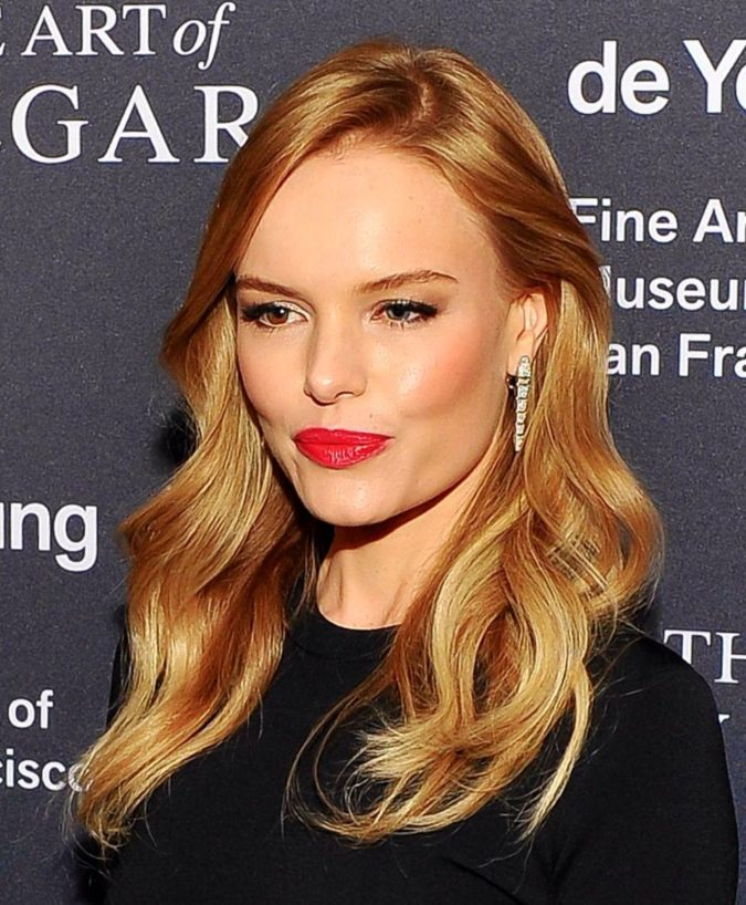 Gold-blonde..-675x818 Top 10 Hair Color Trends for Blonde Women in 2021