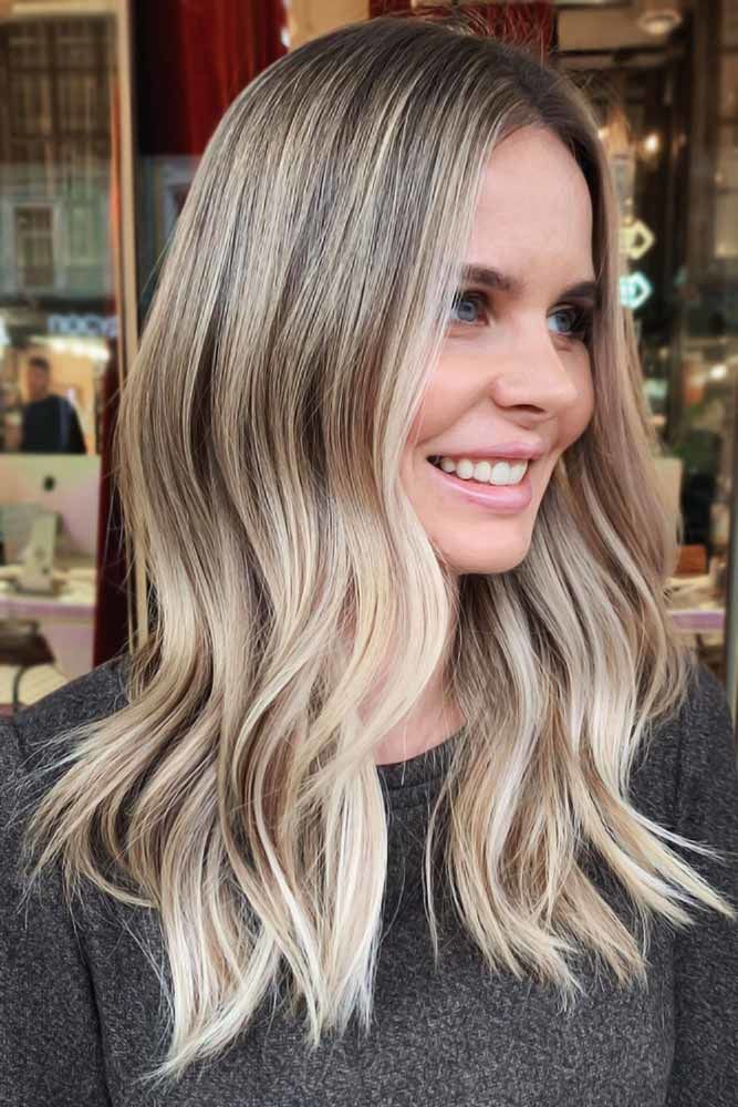 Greige-Blonde-1 Top 10 Hair Color Trends for Blonde Women in 2021