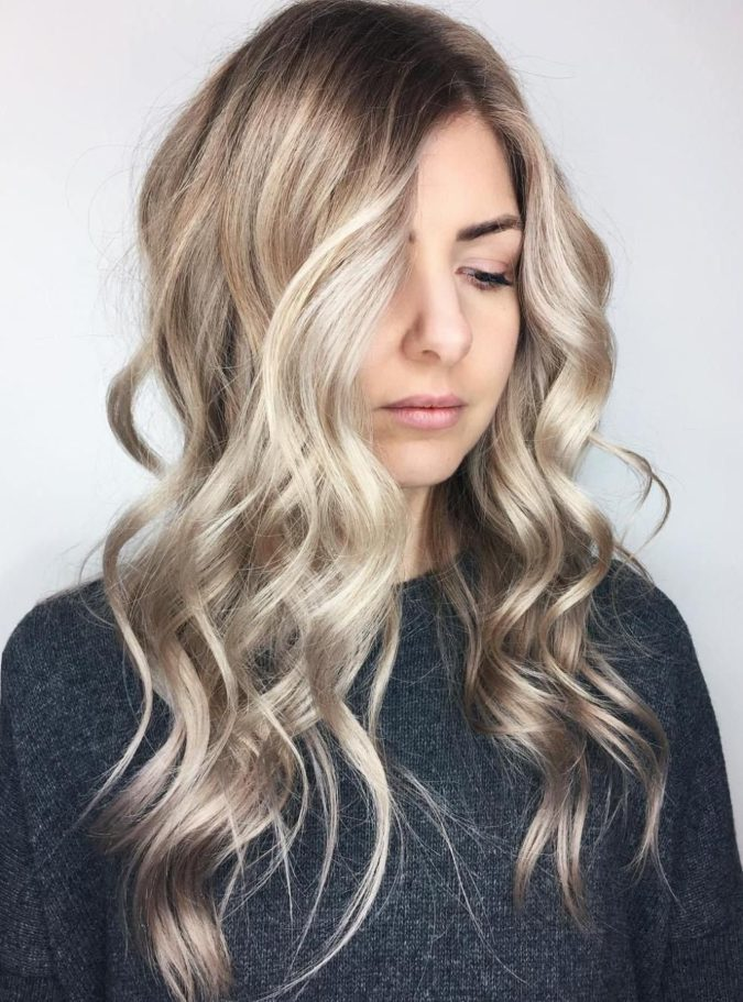 Greige-Blonde.-675x911 Top 10 Hair Color Trends for Blonde Women in 2021
