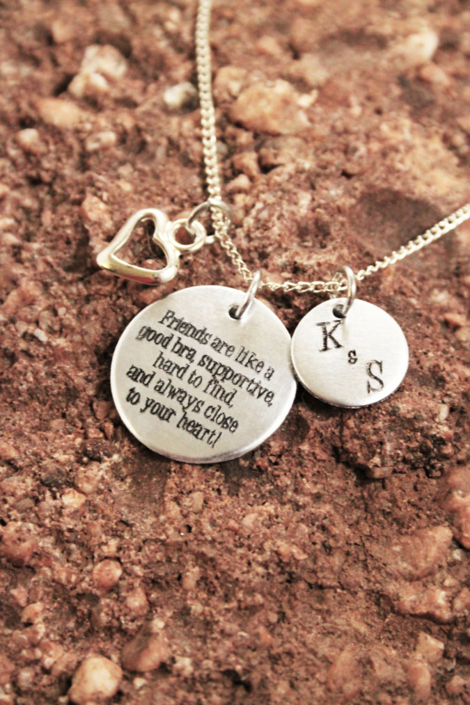 Jewelry-with-engraving-675x1013 20 Unexpected and Creative Gift Ideas for Best Friends