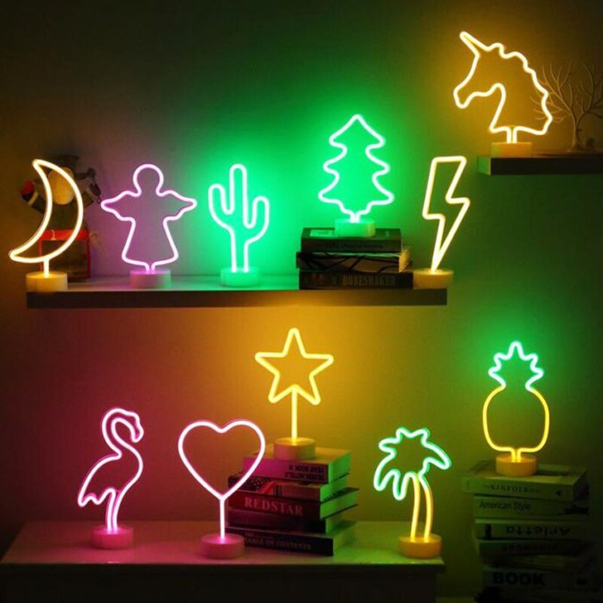 Light-bulbs-and-neon-lights-675x675 20 Unexpected and Creative Gift Ideas for Best Friends