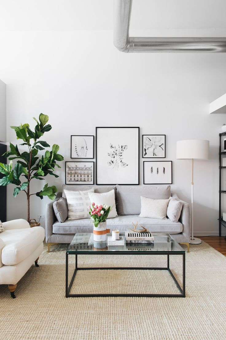 Minimal-living..-2 70+ Hottest Colorful Living Room Decorating Ideas in 2021