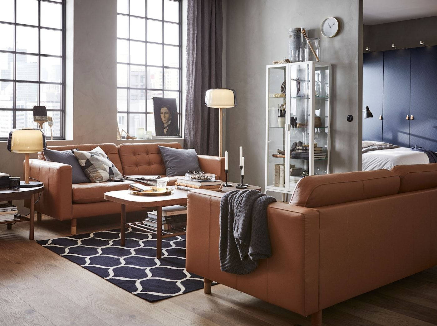 Modern-living-room-2 70+ Hottest Colorful Living Room Decorating Ideas in 2021
