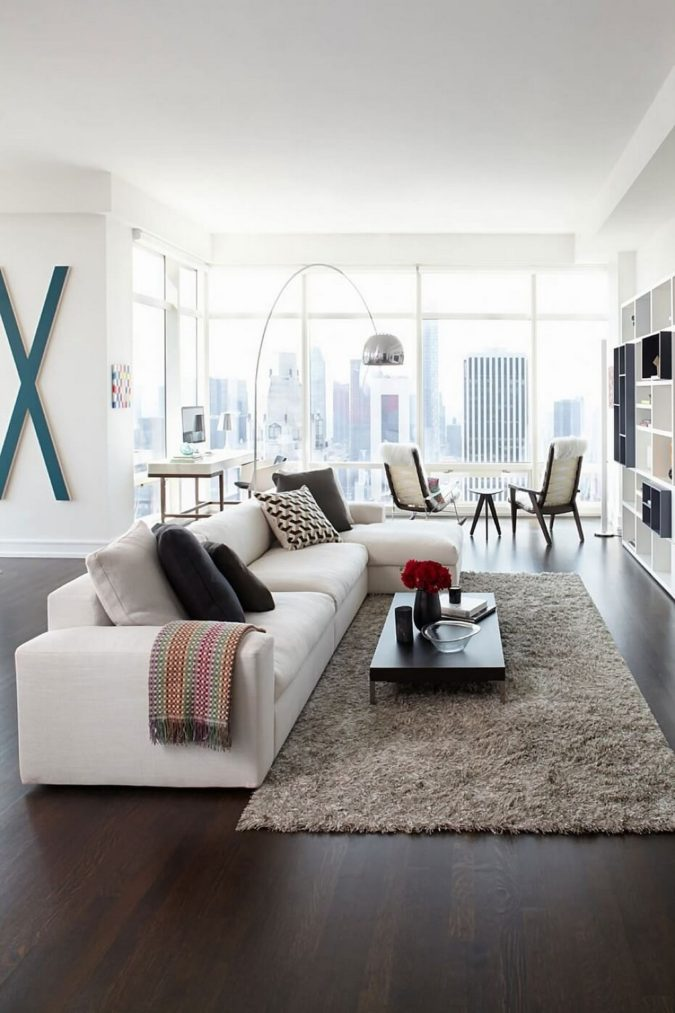 Modern-living-room.-1-675x1013 70+ Hottest Colorful Living Room Decorating Ideas in 2021