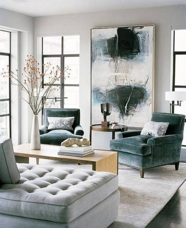 Modern-room... 70+ Hottest Colorful Living Room Decorating Ideas in 2021