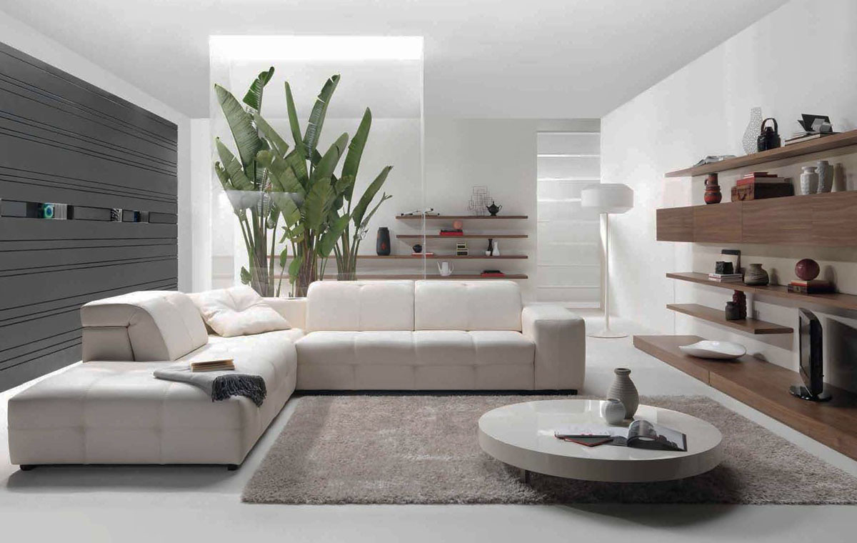 Modern-room.. 70+ Hottest Colorful Living Room Decorating Ideas in 2021