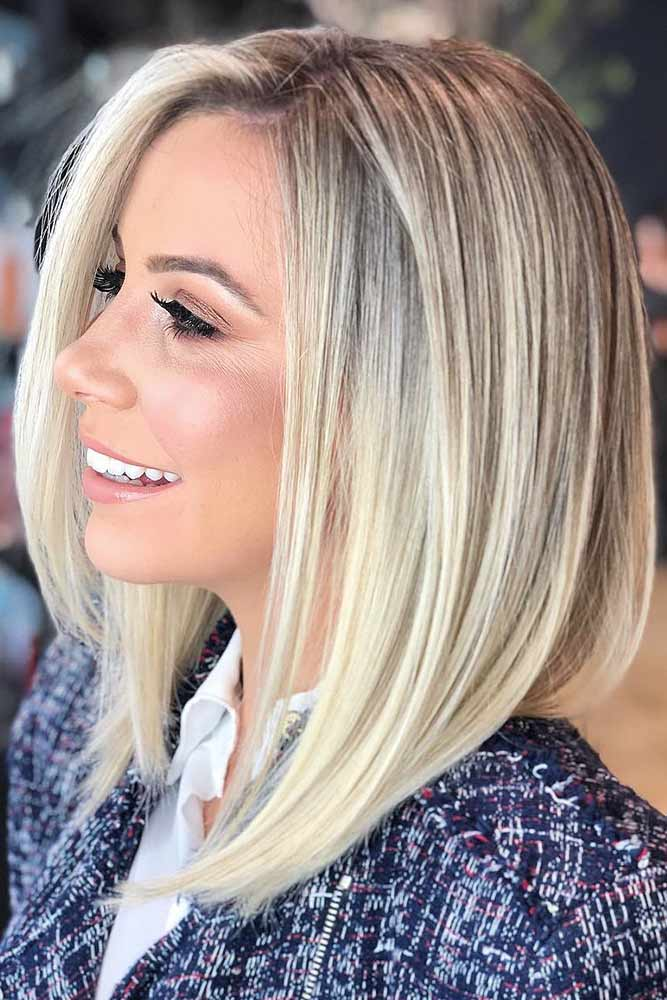 Pearl-Blonde-Highlights Top 10 Hair Color Trends for Blonde Women in 2021