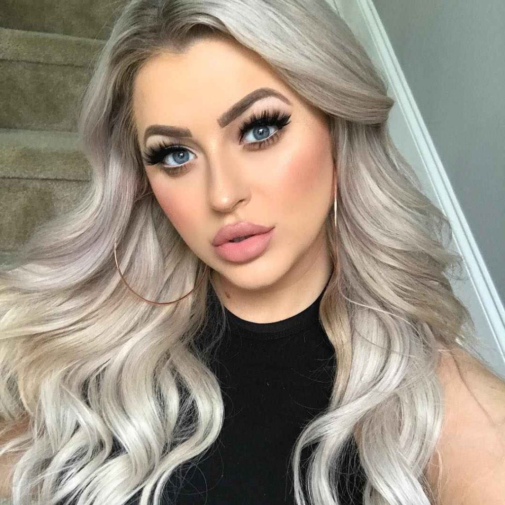 Silver-Blonde.-5-1024x1024 Top 10 Hair Color Trends for Blonde Women in 2021