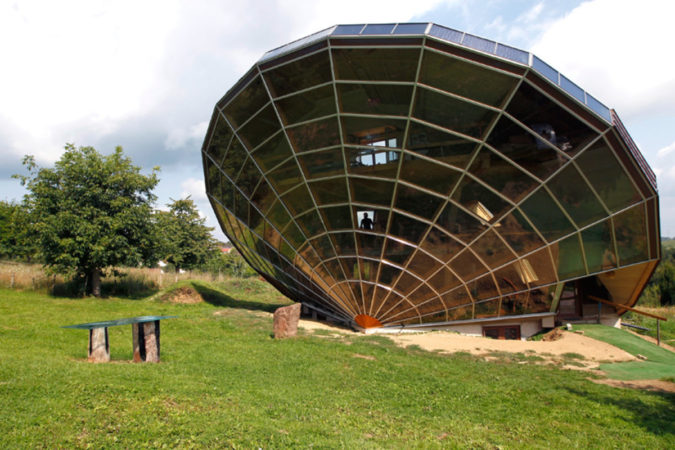 Solar-house-675x450 Top 25 Strangest Houses around the World