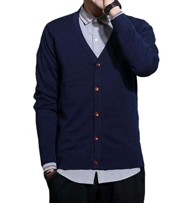 Sweater-and-long-sleeve-button-down-1-675x698 120+ Fashion Trends and Looks for College Students in 2020/2021
