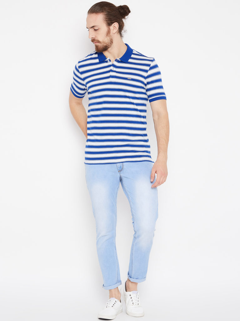 T-shirt-and-jean-trousers.-2 120+ Fashion Trends and Looks for College Students in 2020/2021