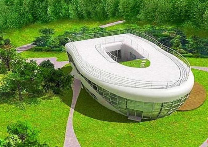 Toilet-shaped-house-675x477 Top 25 Strangest Houses around the World