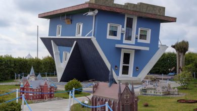 Photo of Top 25 Strangest Houses around the World