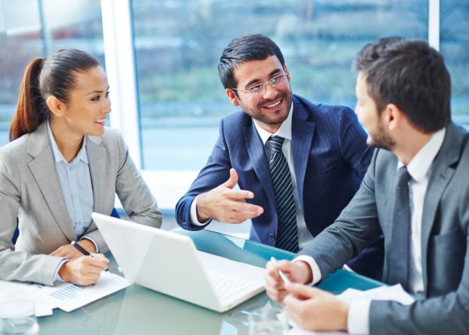 business-work-discussion-675x482 How to Pick a PEO Company to Work with