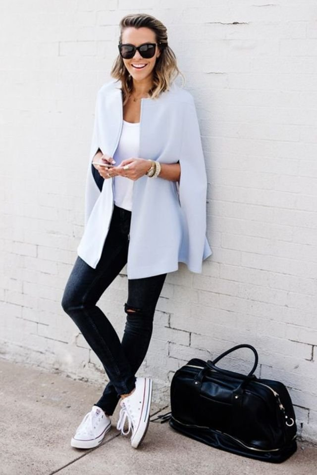 casual-wear-2 120+ Fashion Trends and Looks for College Students in 2021