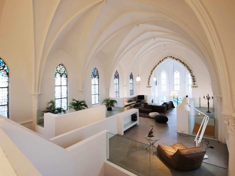 church-home. Top 25 Strangest Houses around the World